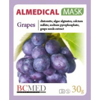 Альгинатная маска 'Виноград' Mask Grapes ALMEDICAL
