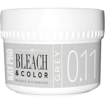 0.11 Пигментированная обесцвечивающая паста серый Bleach Color Bleach Pigmented Grey KAYPRO