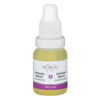 Восстанавливающая масляная сыворотка для зрелой кожи ( для мануального нанесения). /Anti-Age - Serum revitalizing NOREL DR. WILSZ