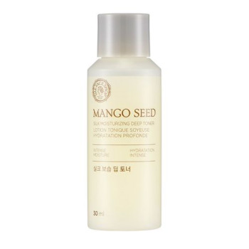 Увлажняющий тонер для лица с семенами манго Mango Seed Silk Moisturizing Toner THE FACE SHOP