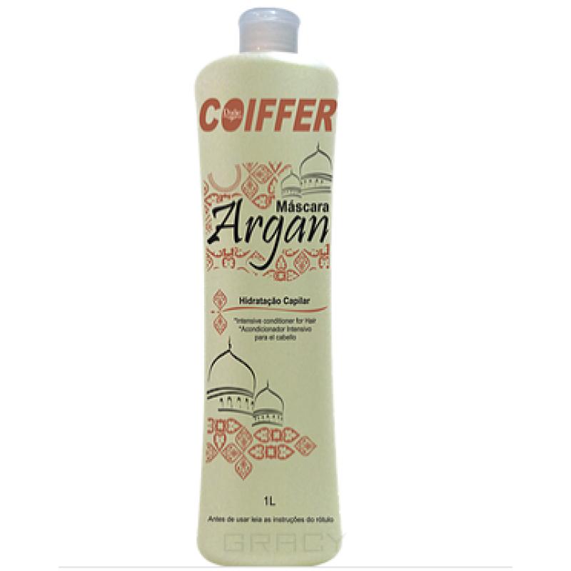Система для выпрямления волос Potencializador Argan Progresiva-шаг 3 COIFFER