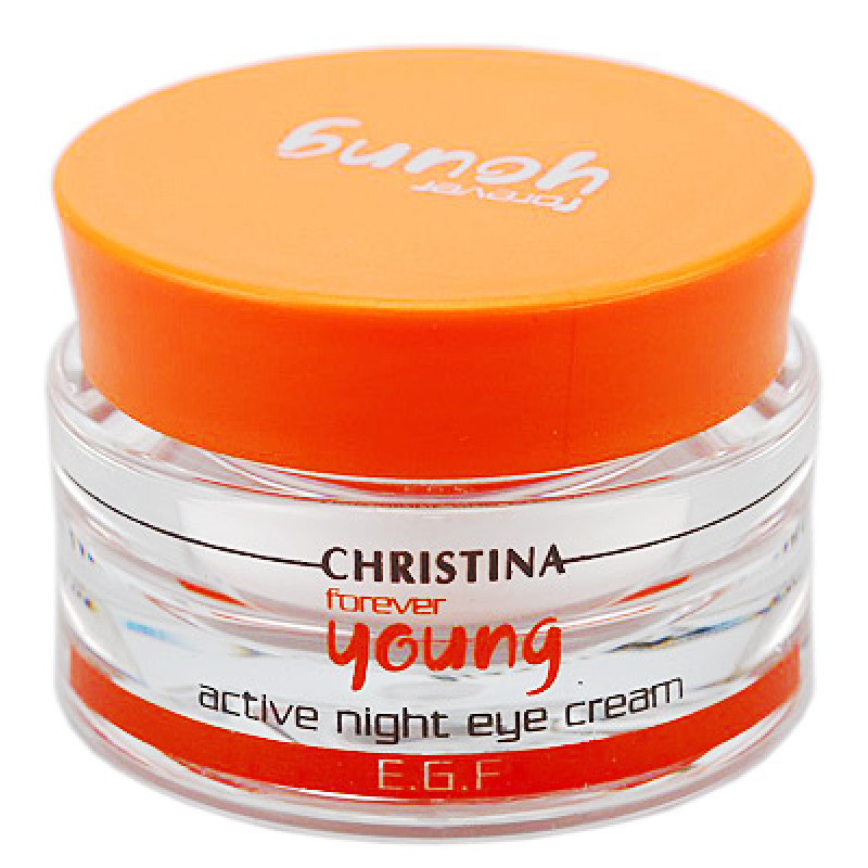 Forever Young Active Night Eye Cream Активный ночной крем для кожи вокруг глаз Christina (Кристина)
