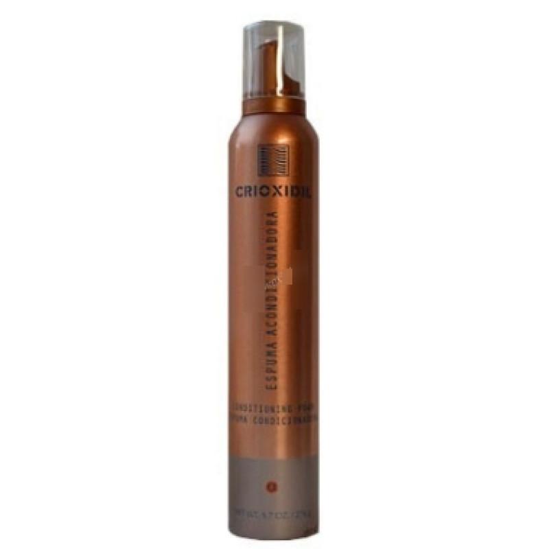 Пена для укладки волос экстрасильной фиксации Foam styler CRIOXIDIL