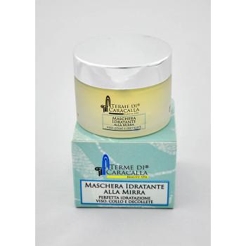 Увлажняющая маска с экстрактом мирры TERME DI CARACALLA