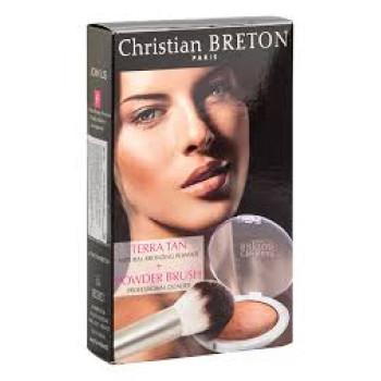 Подарочный набор Бронзовое сияние CHRISTIAN BRETON