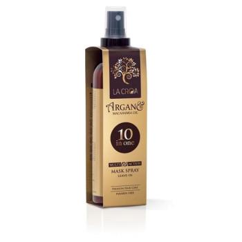Маска-спрей 10 в 1 Hair mask spray LA CROA