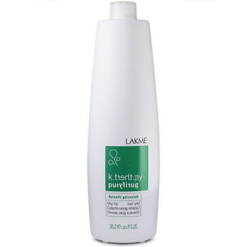 Шампунь восстанавливающий баланс Balancing Shampoo Oily Hair LAKME