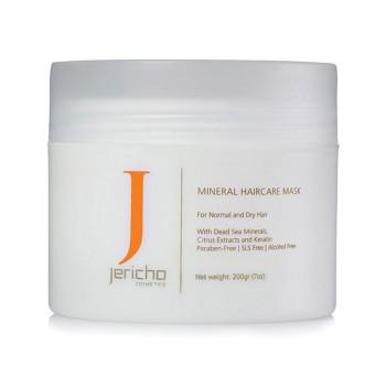 Маска минеральная для волос (с аргановым маслом для всех типов волос) JERICHO