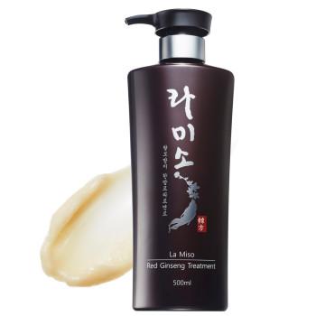 Кондиционер с красным корейским женьшенем Red Ginseng Treatment LA MISO