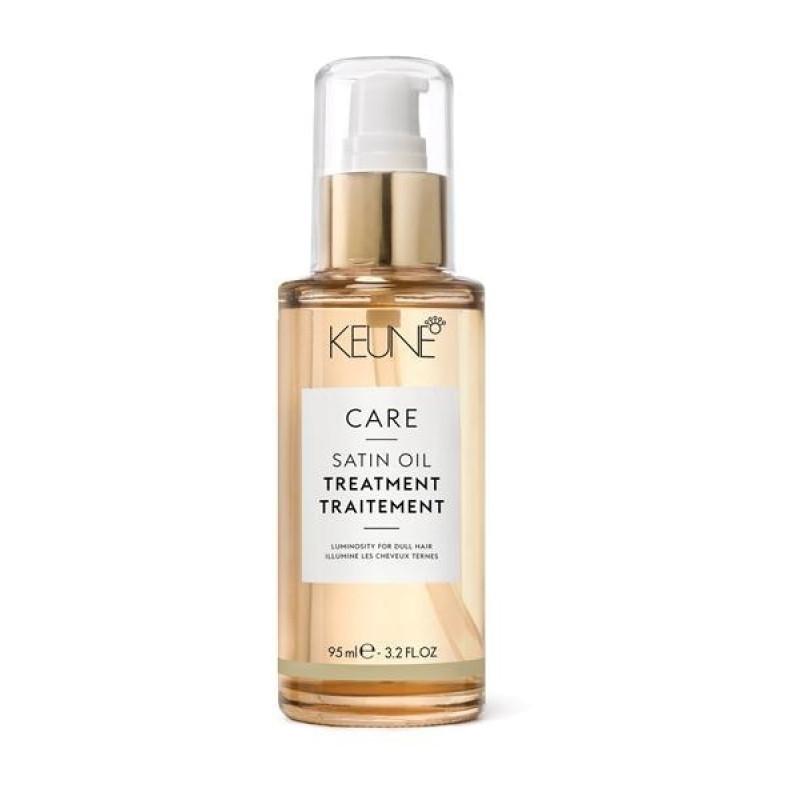 Масло для волос Шелковый уход CARE Satin Oil - Oil Treatment KEUNE