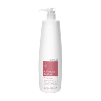 Шампунь против перхоти для жирных волос Peeling Shampoo Dandruff Oily Hair LAKME