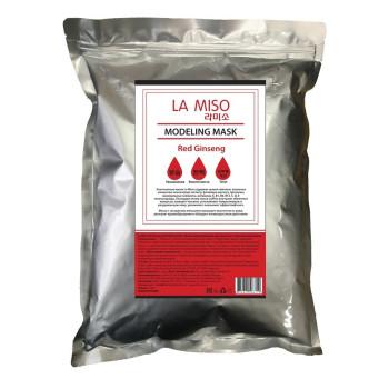 Маска моделирующая (альгинатная) с женьшенем Red Ginseng Modeling Mask LA MISO