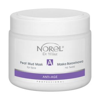 Грязевая маска для лица/ Anti-Age - Peat mud mask for face NOREL DR. WILSZ