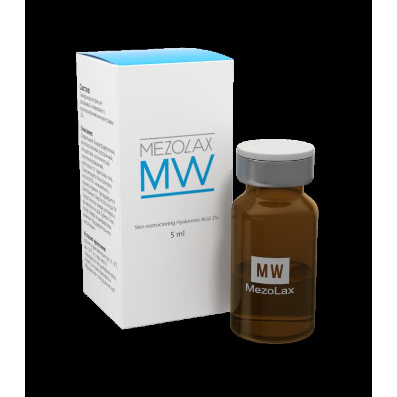 Высокоэффективный коктейль для биоревитализации MEZOLAX