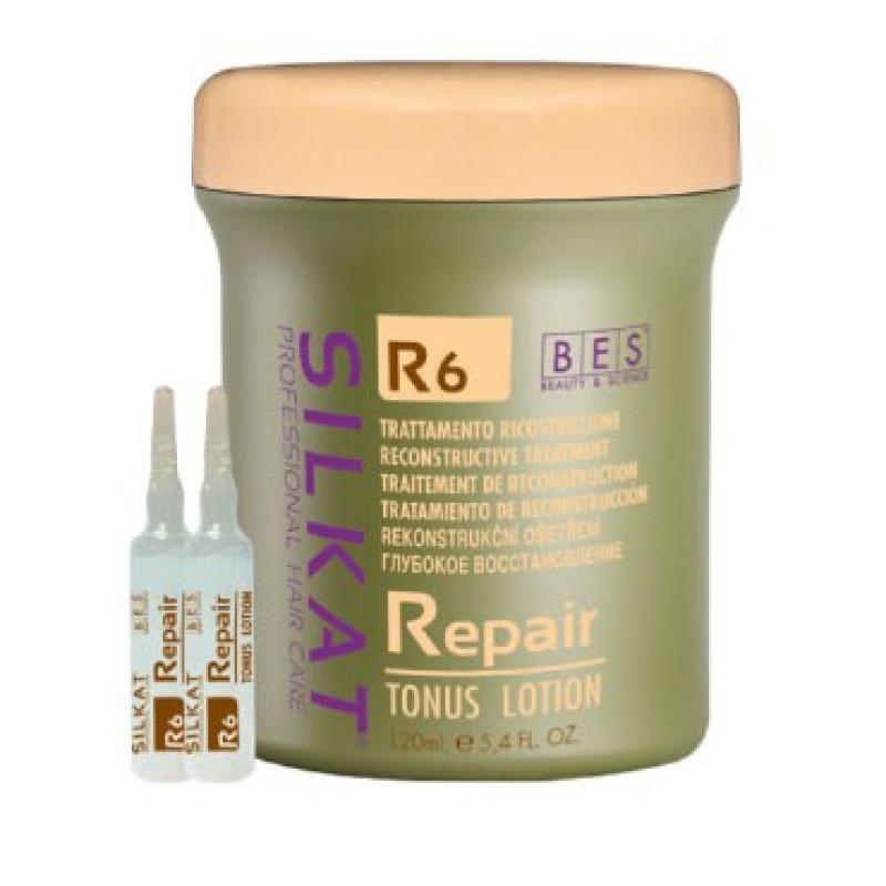 R6 Tonus Lotion (pH=3.5) Активный сбалансированный лосьон 10мл х 12 BES