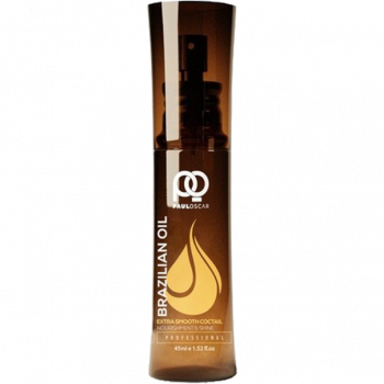 Масло для волос Brazilian Oil Extra smooth coctail PAUL OSCAR