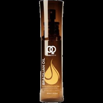 Масло для волос Brazilian Oil Extra smooth coctail PAUL OSCAR