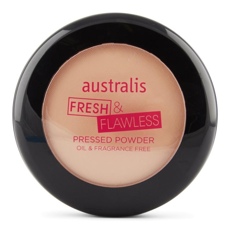 Компактная пудра для лица Fresh&Flawless Pressed Powder AUSTRALIS