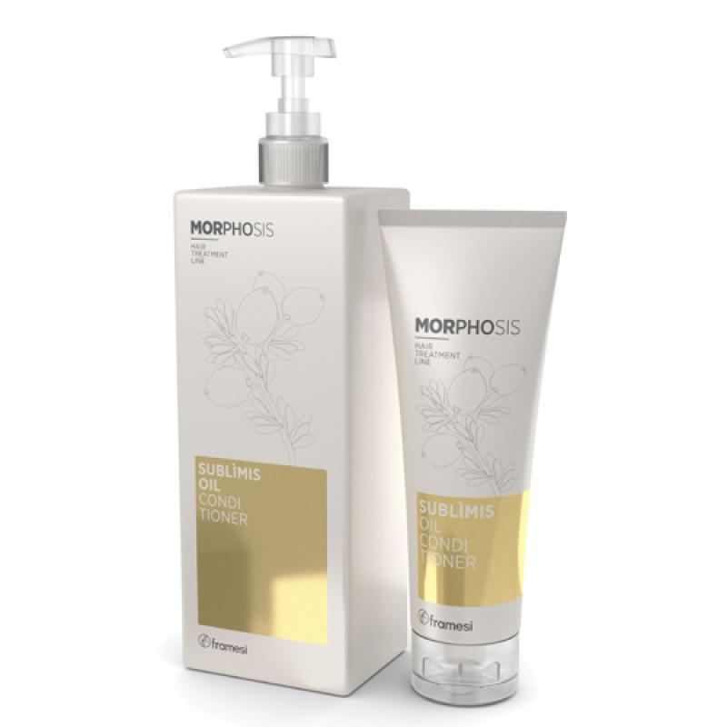 Кондиционер для волос на основе араганового масла MORPHOSIS SUBLIMIS OIL FRAMESI