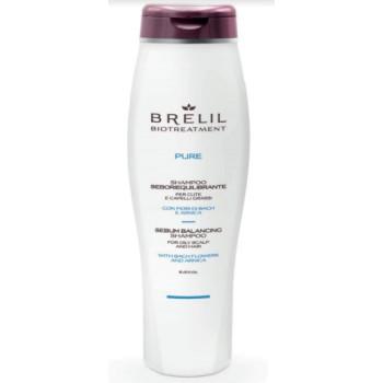 Шампунь для жирных волос BIO TREATMENT PURE BRELIL PROFESSIONAL