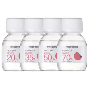 Гликолевый пилинг 20% Glycolic peel MESOESTETIC