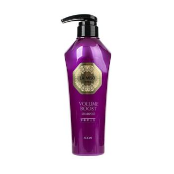 Шампунь для максимального объема волос VOLUME BOOST SHAMPOO LA MISO