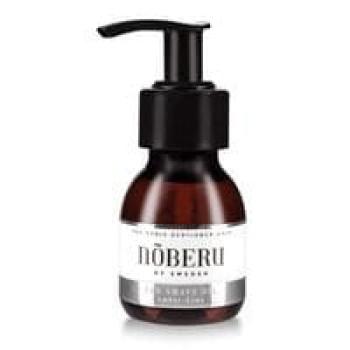 Масло для бороды Heavy oil Amber Lime NOBERU