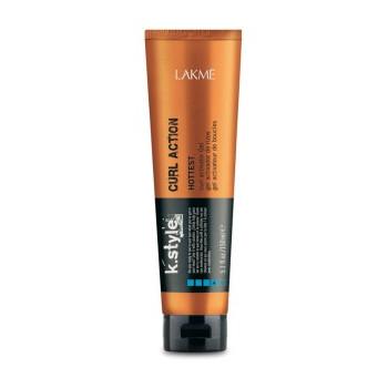 Гель-текстура для вьющихся и кудрявых волос Curl Action LAKME