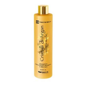 BIO ARGAN SHAMPOO Шампунь для волос с маслом Аргании BRELIL PROFESSIONAL