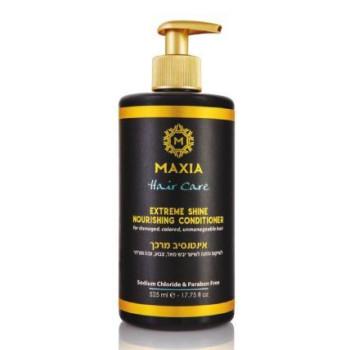 Укрепляющий бальзам-кондиционер для волос MAXIA