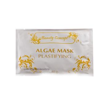 Альгинатная пластифицирующая маска Угольная Charcoal BEAUTY CONCEPT