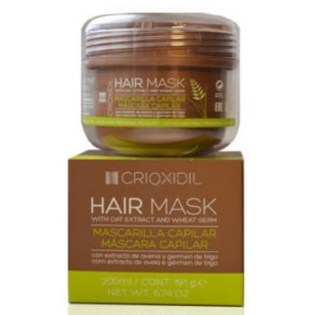 Хлебная маска Hair mask CRIOXIDIL