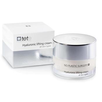 Липосомальный лифтинг-крем с гиалуроновой кислотой и пептидами (Космецевтическая линия / Hyaluronic Lifting Cream) 50 мл Tete