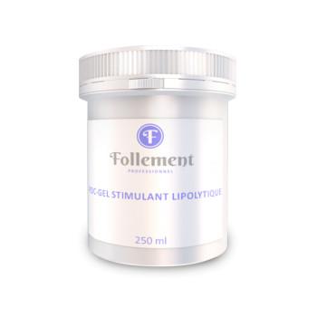 Стимулирующий липолитический FdC-гель FdC-gel stimulant lipolytique FOLLEMENT PROFESSIONNEL