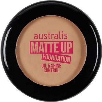 Матирующая пудра для лица Matte Up Foundation Natural Beige AUSTRALIS