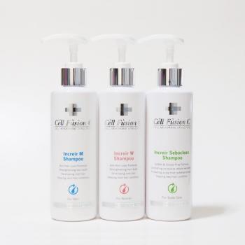 Шампунь для мужчин против выпадения волос Increir M Shampoo CELL FUSION C