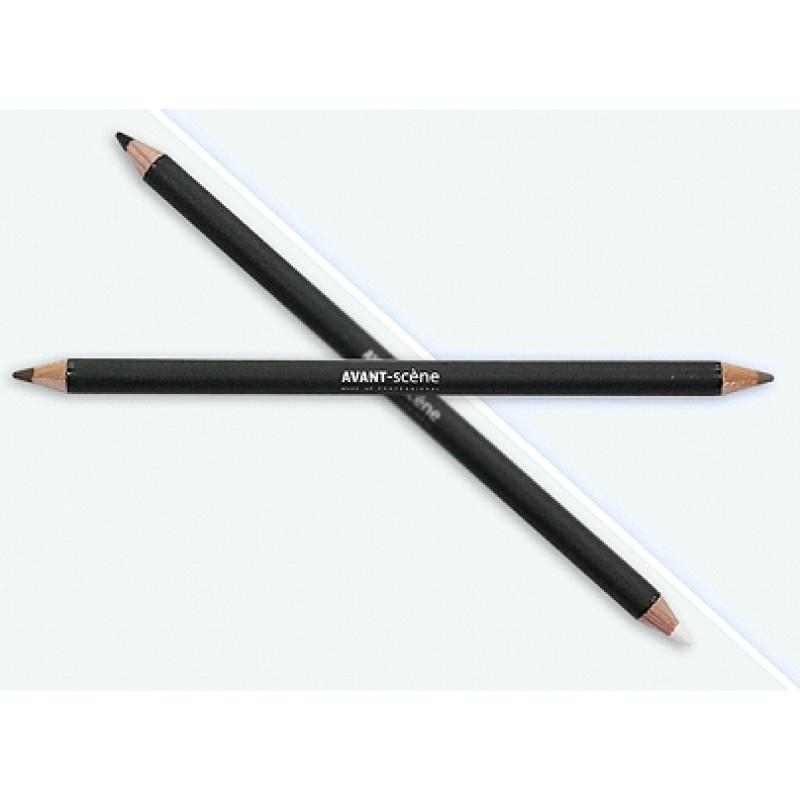 Карандаш для глаз двойной Dual Multi Pencil AVANT SCENE