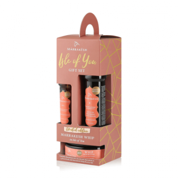 Подарочный набор Isle of You Holiday Gift Set MARRAKESH