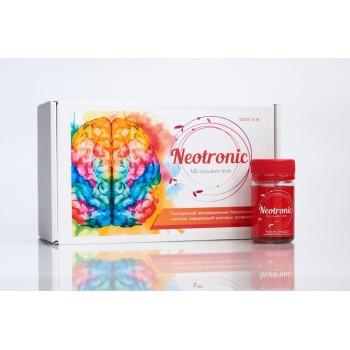 Ноотропный напиток повышающий мозговую активность Neotronic Drink MD CONSULTANT DRINK