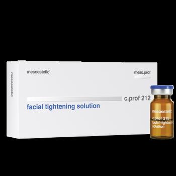 Лифтинг коктейль для лица facial tightening solution C.PROF 212 MESOESTETIC