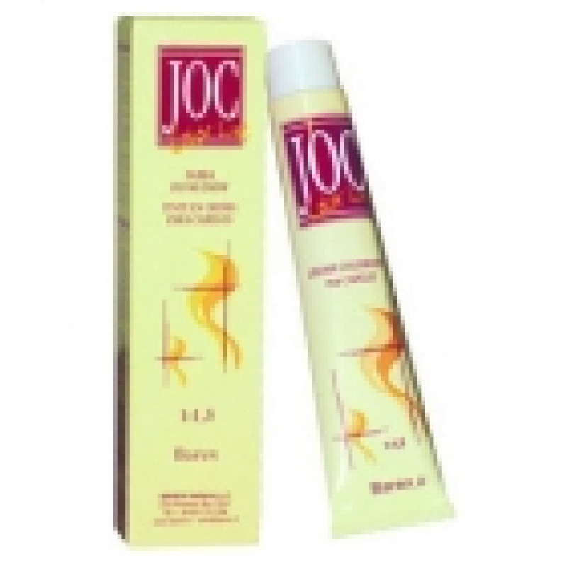Новая крем-краска для волос JOC COLOR Barex (Барекс)