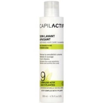 Успокаивающий шампунь для раздраженной кожи головы COIFFANCE