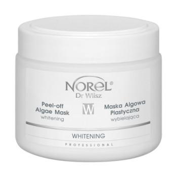 Отбеливающая альгинатная маска с экстрактом камнеломки и маслом виноградных косточек / Whitening - Peel-off algae mask whitening NOREL DR.WILSZ