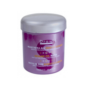 Draw Маска на основе кунжутного масла для волос SESAME OIL MASK PUNTI DI VISTA
