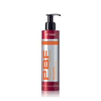Маска для медных волос PBF CAREFORCOLOR PRO RED COLOR REFRESHING HAIR MASK PRO COPPER BY FAMA PROFESSIONAL