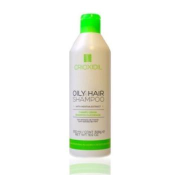 Шампунь для жирной кожи головы Oily hair shampoo CRIOXIDIL