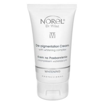 Крем для кожи с гиперпигментациями /Whitening - De-pigmentation cream with whitening complex NOREL DR.WILSZ