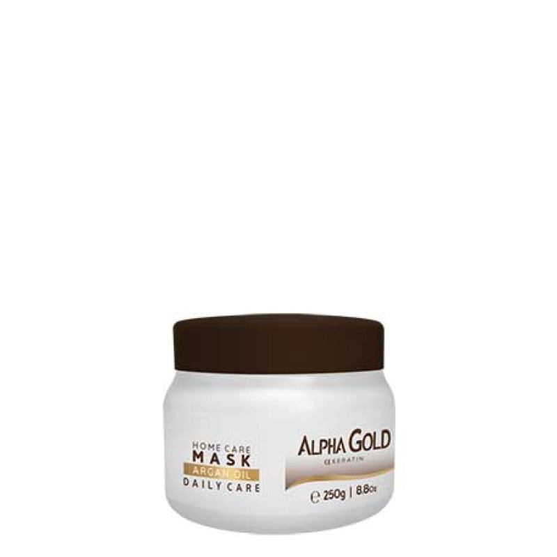 Маска домашний уход home mask Alpha Gold ESK PROFESSIONAL