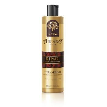 Восстанавливающий шампунь для окрашенных и поврежденных волос LA CROA