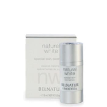 Концентрат для лечения темных пятен Natural white special skin blemishes BELNATUR